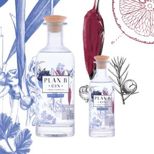Plan B Distillery - Pepper Spice Gin - Product Family